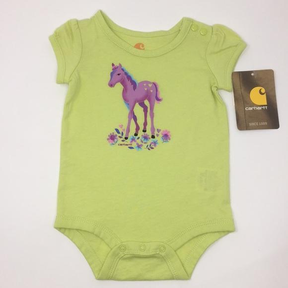c7f82847d Carhartt One Pieces | 100 Cotton Fairy Horse Onesie | Poshmark